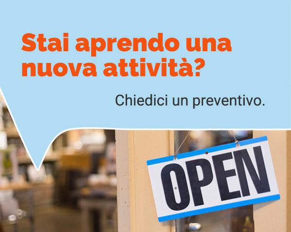 preventivo apertura nuova attivita