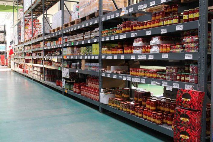 vendita ingrosso prodotti alimentari
